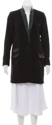 The Kooples Wool Short Coat