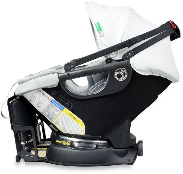 Orbit Baby Infant Car Seat and Car Seat Base G2