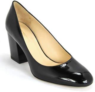 275 Central - Quaglia - Patent Leather Block Heel Pump