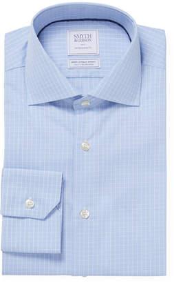Smyth & Gibson Formal Checkered Dress Shirt
