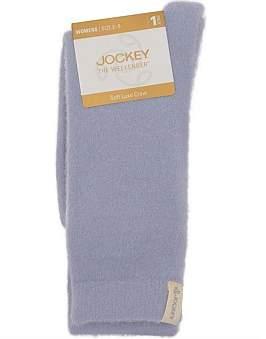 Jockey Weekender Fluffy Crew Sock