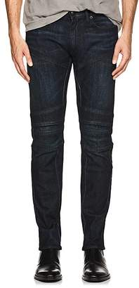 Ralph Lauren Purple Label MEN'S SKINNY MOTO JEANS