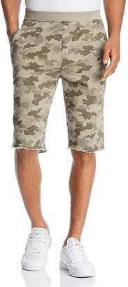 ATM Anthony Thomas Melillo French Terry Camouflage Shorts