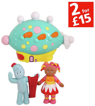 In the Night Garden Pinky Ponk & Character Set