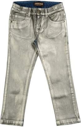 Roberto Cavalli JUNIOR Denim pants - Item 42703618RQ
