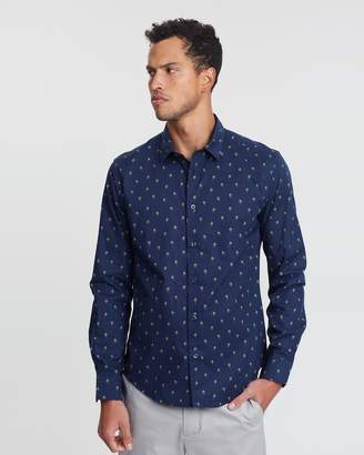 Ben Sherman Peacock LS Shirt