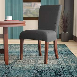 Winston Porter Stretch Polyester Dining Chair Slipcover