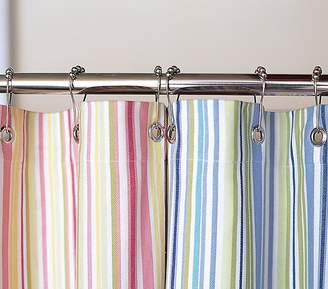 At Pottery Barn Kids Shower Curtain Roller Rings