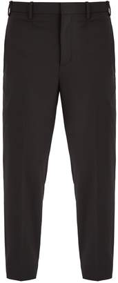 Neil Barrett Slim-fit low-rise trousers