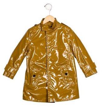 Burberry Boys' Classic Rain Coat $125 thestylecure.com
