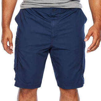 Izod Saltwater Seaside Cargo Short Ripstop Cargo Shorts Big and Tall