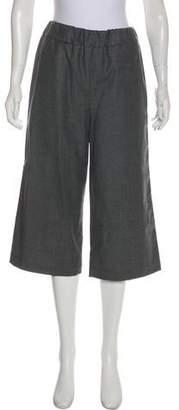 Steven Alan High-Rise Cropped Pants