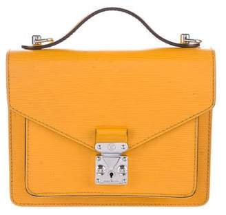 8649616dc549 Louis Vuitton Yellow Epi Leather Handbags - ShopStyle