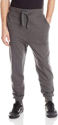 Akademiks Men's Flatland French Terry Jogger Pants