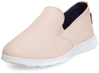 Cole Haan Ella Grand 2 Slip-On Sneaker, Light Pink $120 thestylecure.com