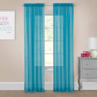 Pairs To Go Victoria Voile Window Curtain Set