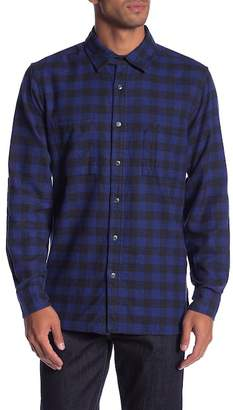 Current/Elliott Cierra Checkered Classic Fit Shirt