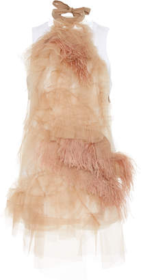 N°21 N 21 Netted Feather Tank