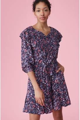 Rebecca Taylor La Vie Toile Fleur Dress