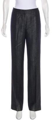 Lafayette 148 Wool Herringbone Pants