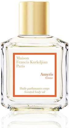 Francis Kurkdjian À La Rose Scented Body Oil