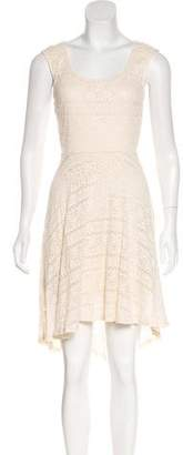 Needle & Thread Sleeveless Lace Dress