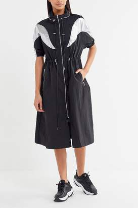 Style Mafia Bali Nylon Zip-Front Midi Dress