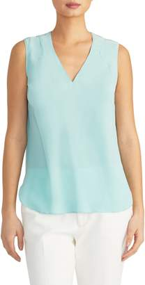 Rachel Roy Collection Easy Paneled Tank Top