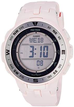 Casio Women's 'Pro Trek' Quartz Resin Watch