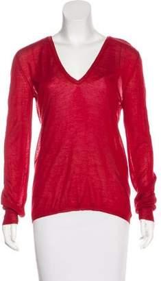 Bottega Veneta Knit Cashmere Top