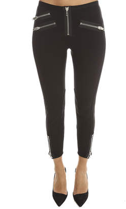 3.1 Phillip Lim Exposed Zip Moto Legging