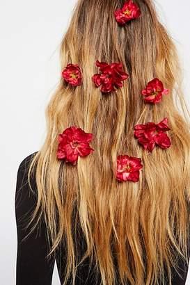 Franny Rock N Rose Flower Hair Pins