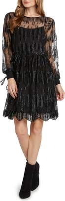 Willow & Clay Sequin Minidress