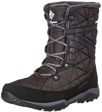 Columbia Women's Loveland Mid Omni-Heat Snow Boot $120 thestylecure.com
