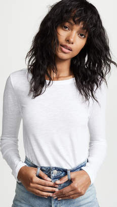 Velvet Lizzie Long Sleeve Tee