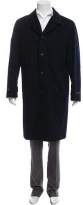 Loro Piana Cashmere Double-Breasted Coat