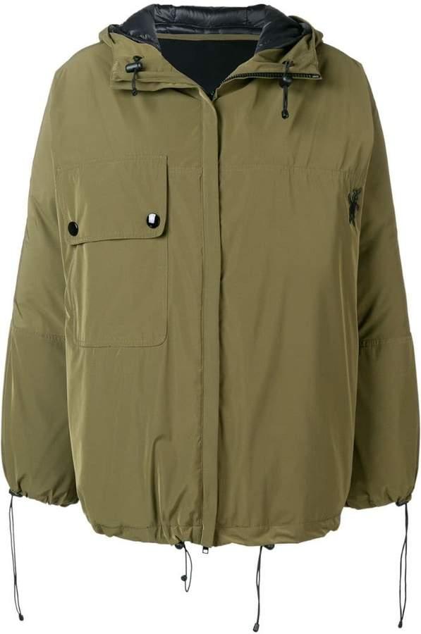 baggy jacket