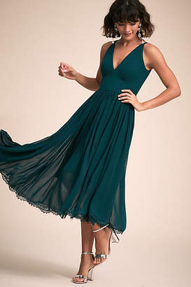 Anthropologie Alicia Wedding Guest Dress