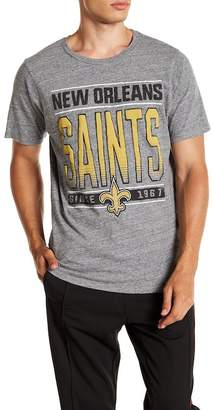 Junk Food Clothing New Orleans Saints Touchdown Tee