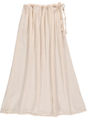 NUMERO 74 Ava Long Skirt - Girl and Woman Collection - $78 thestylecure.com