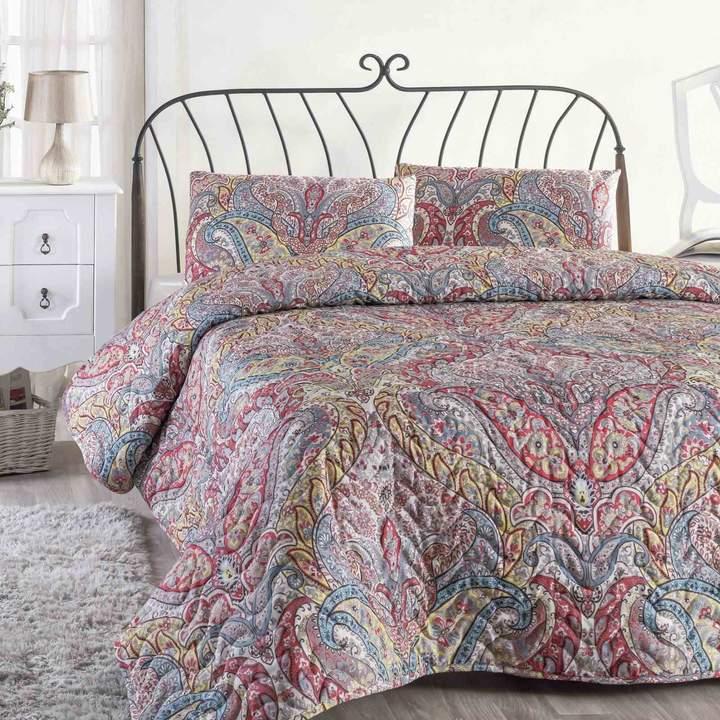 Hobby Bettwäsche-Set - mehrfarbig