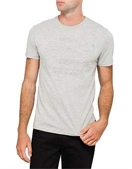 Superdry Premium Good Embossed Tee
