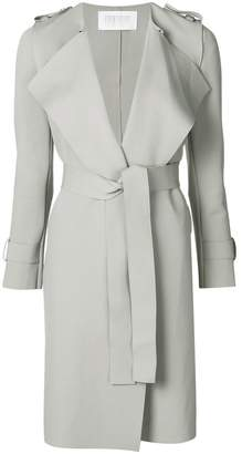 Harris Wharf London casual belted coat
