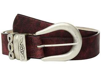 Leather Rock Nikki Belt