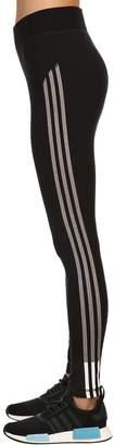 Y-3 3 Stripes Cotton Blend Leggings