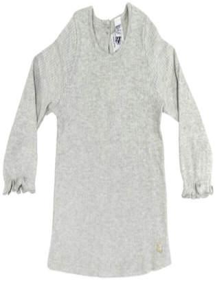 Petit Bateau Grey Ribbed Shirt