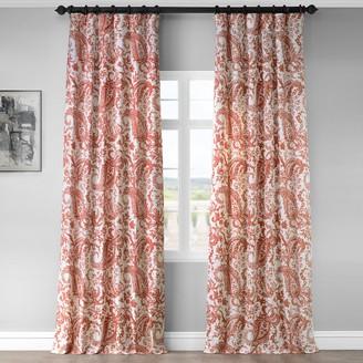 Eff EFF 1-Panel Edina Window Curtain