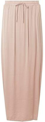 Dorothy Perkins Womens **Vila Dusty Pink Maxi Skirt