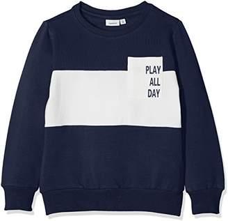 Name It Boy's Nmmdalkon Sweat Sweatshirt