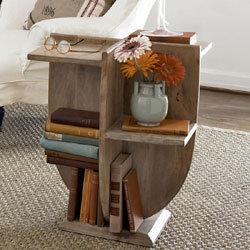 Modernist Wooden Side Table